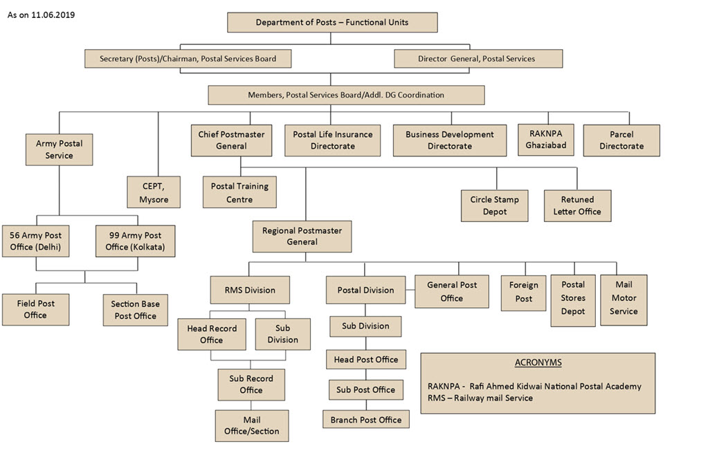 Organizational Structure Image